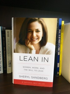 Lean In Sheryl Sandberg Book Review